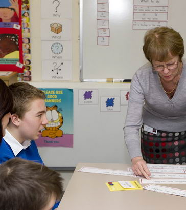 how to support a child with learning difficulties in school